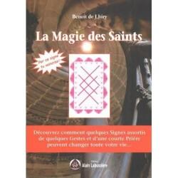 La magie des saints DE BENOIT LHIRY