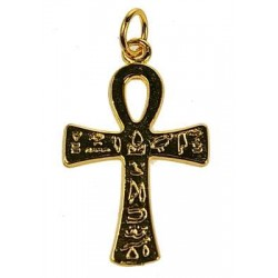 Croix Ankh - Dorée