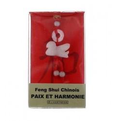 Porte-bonheur Feng-shui Calcédoine Paix