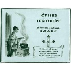Encens Rosicrucien Rose-Santal