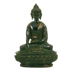 Bouddha antique - Inde - 14,5 cm