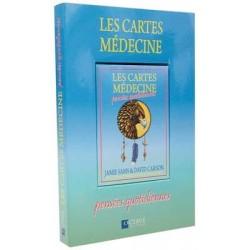 Cartes Médecine Pensées quotidiennes