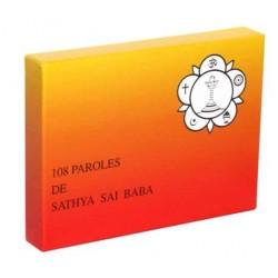 108 Paroles de Sathya Sai Baba