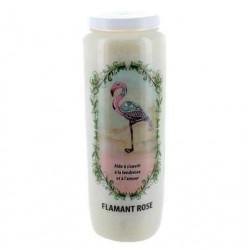 Neuvaine animal totem - Flamant Rose