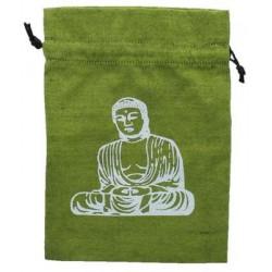 Bourse Bouddha Verte