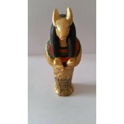 Statuette TALISMAN d'Anubis
